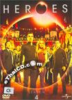 Heroes : Season 4 [ DVD ]