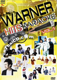 Karaoke DVD : Warner Music - Hits Karaoke Vol.1