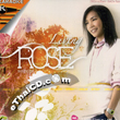 Karaoke VCD : Rose Sirintip - Living Rose