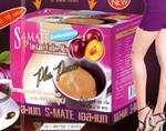 Mistine : Slimmate Instant Coffee Mix Plus Prune