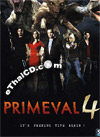 Primeval [ DVD ] - The Complete Series Four (Steelbook)