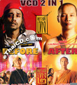 Thai movie : 2 in 1 - The Holy Man 1&2 [ VCD ]