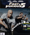 The Fast and the Furious 5 [ Blu-ray ] (Steelbook)