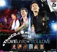 Concert VCDs : Bie - Love Mai Klua Klua Mia Love