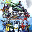 Kamen Rider Double Forever : A to Z [ VCD ]