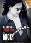 Karaoke DVD : Micky - Forever Love Hits