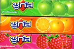 Sugus : Flavoured Chews [Set of 3]