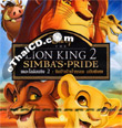 The Lion King 2 : Simba\'s Pride [ VCD ]