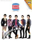 Karaoke DVD : Funky Burger - 1 Piece