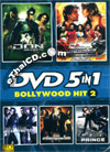 Bollywood Hit : 5 in 1 [ DVD ] - Vol.2