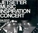 Concert VCDs : Jetseter - Music Inspiration Concert