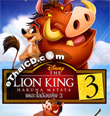 The Lion King 3 [ VCD ]