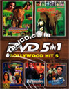 Bollywood Hit : 5 in 1 [ DVD ] - Vol.5