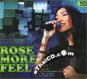 Concert VCDs : Rose Sirintip - More Feel Concert