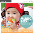 Grammy : Music Box - Baby Box - Vol.3