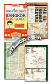 Map :  ThinkNet Bangkok Bus Guide (Bilingual)