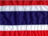 Thailand Flag [40 x 60 cm.]