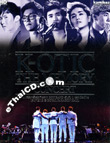 Concert DVDs : K-OTIC - The Memory Concert