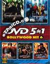Bollywood Hit : 5 in 1 [ DVD ] - Vol.6