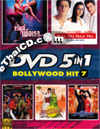 Bollywood Hit : 5 in 1 [ DVD ] - Vol.7