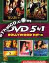 Bollywood Hit : 5 in 1 [ DVD ] - Vol.10
