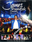 Concert DVDs : James Ruengsak - Dai Wela..James