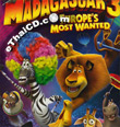 Madagascar 3: Europe's Most Wanted [ VCD ]