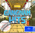 Universal Music : Gangnam Hits (CD+DVD)