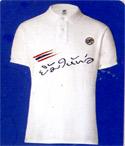 'Yim Hai Por' Polo Shirt - Women : Size M