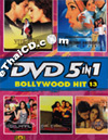 Bollywood Hit : 5 in 1 [ DVD ] - Vol.13