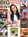 Korean & Japanese movies : BIG 8 in 1 - Vol.4 [ DVD ]