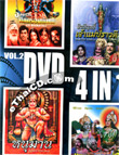 Indian Movies : 4 in 1 [ DVD ] - Vol.2