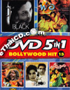 Bollywood Hit : 5 in 1 [ DVD ] - Vol.15