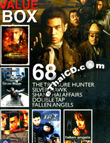 HK Movies : 5 in 1 - Value Box Vol.68 [ DVD ]