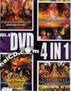 Indian Movies : 4 in 1 [ DVD ] - Vol.4