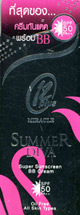 12Plus : Miracle Summer Diva Super Sun Screen BB Cream