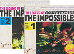 Live Concert CDs : The legend of the Impossibles