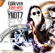 Karaoke DVD :  Y Not 7 & Fly - Forever Love Hits
