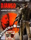 Django Unchained [ DVD ] (Bonus Comic Book)