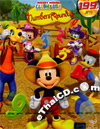 Mickey Mouse Clubhouse : Numbers Roundup [ DVD ]