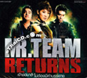 Concert VCDs : Mr.Team Returns - Jao Chor Malee