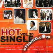 Karaoke DVD : Grammy - Hot Single Vol.20