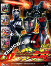 Masked Rider Ryuki : 4 in 1 - Vol.2 [ DVD ]