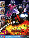 Masked Rider Ryuki : 4 in 1 - Vol.3 [ DVD ]
