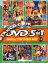 Bollywood Hit : 5 in 1 [ DVD ] - Vol.19