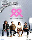 Potato : Best of Love Songs (3 CDs)