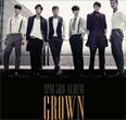 CD+DVD : 2PM : 3rd Album Grown