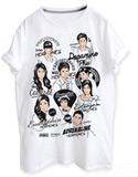 Hormones The Series : T-Shirt (White) - Size L