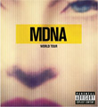 MDNA World Tour Edition Deluxe (DVD + 2 CDs)