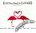 Grammy : All You Need Is Love - Vol.2 (2 CDs)